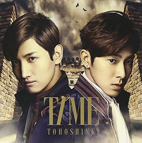 TIME (ALBUM+DVD) (ジャケットA) (初回生産限定盤)の詳細を見る
