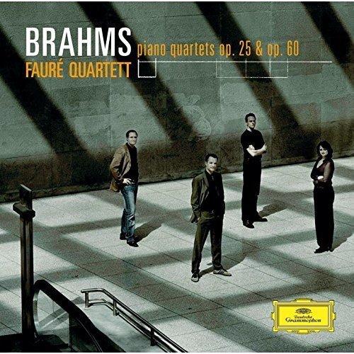 ブラームス:ピアノ四重奏曲 第1・3番