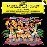 ハイドン:交響曲96番「奇蹟」&100番「軍隊」&101番「時計」