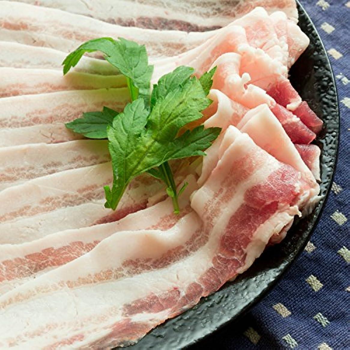 先住民公使館グラフしゃぶしゃぶ用あぐー豚 バラ肉600g 旨味が凝縮された贅沢な味をお楽しみください|精肉|