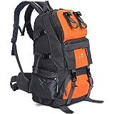 Dratumyoi 40+10L多機能 リュック 防災 アウトドア 登山用バックパック 7色