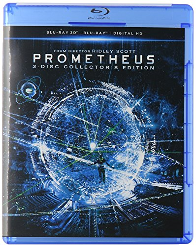 Prometheus [Blu-ray] [Import]