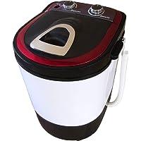 SunRuck サンルック 小型洗濯機 自動洗濯機 洗濯容量2.0kg 脱水容量1.0kg 家庭用 小型 洗い すすぎ…