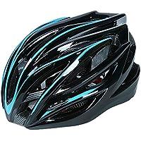 IZUMIYA 自転車 サイクリング ヘルメット 超軽量 高剛性 28孔 通気穴 ロードバイク クロスバイク サイズ調整可能