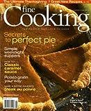 Fine Cooking [US] Nov 08 (単号) 画像