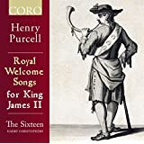 Purcell: Royal Welcome Songs F