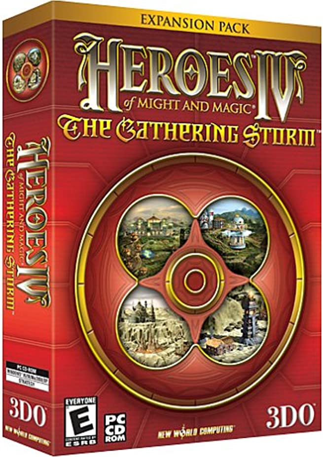 ことわざ散歩メドレーHeroes of Might & Magic 4 Expansion: The Gathering Storm (輸入版)