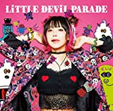 LiTTLE DEViL PARADE♪LiSAのジャケット