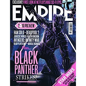 Empire [UK] February 2018 (単号)