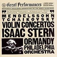 Mendelssohn: Violin Concerto In E Minor, Op. 64 / Tchaikovsky: Violin Concerto In D Major, Op. 35 (1990-10-25)