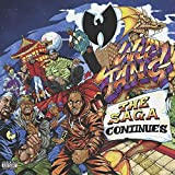 WU-TANG CLAN<br />WU-TANG: THE SAGA CONTINUES [CD]