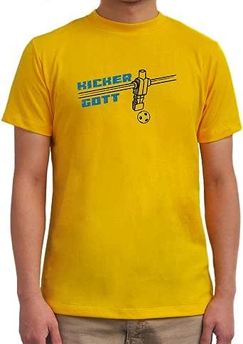 Kicker gott Tシャツ