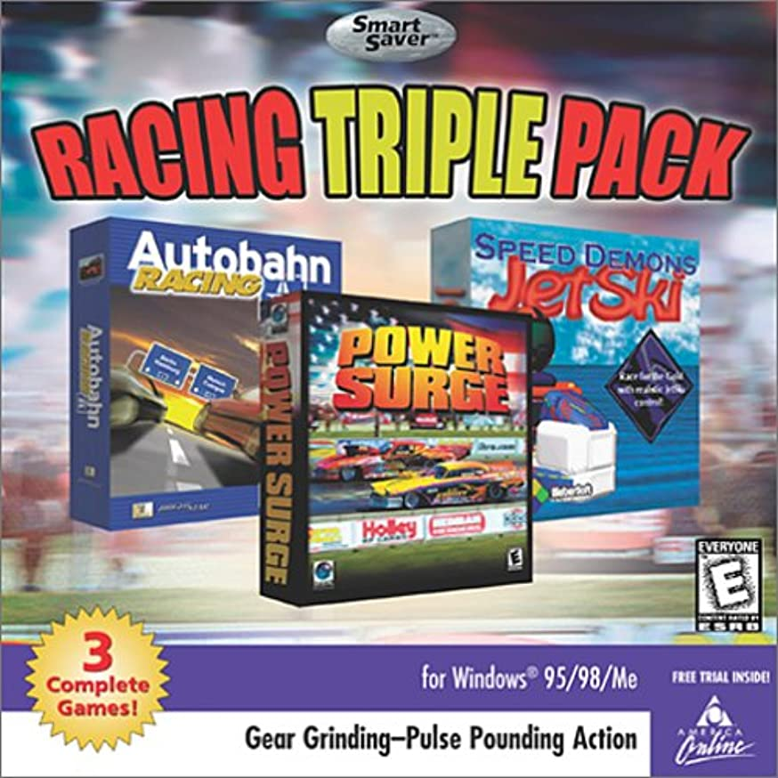 Racing Triple Pack (Jewel Case) (輸入版)
