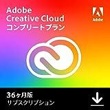 Adobe Creative Cloud コンプリート 36か月版 Windows/Mac対応 オンラインコード版(Am…