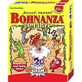 Bohnanza 20 Jahre: AMIGO - Kartenspiel. Jubiläumsausgabe mit neuer Springbohne