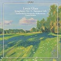 Glass: Complete Symphonies Vol. 1 [Daniel Raskin] [CPO: 777525-2] by Staatsorchester Rheinische Philharmonie