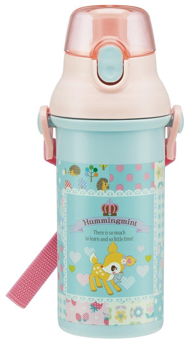 食洗機対応直飲プラワンタッチボトル