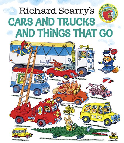 Richard Scarry's Cars and Trucks and Things That Goの詳細を見る