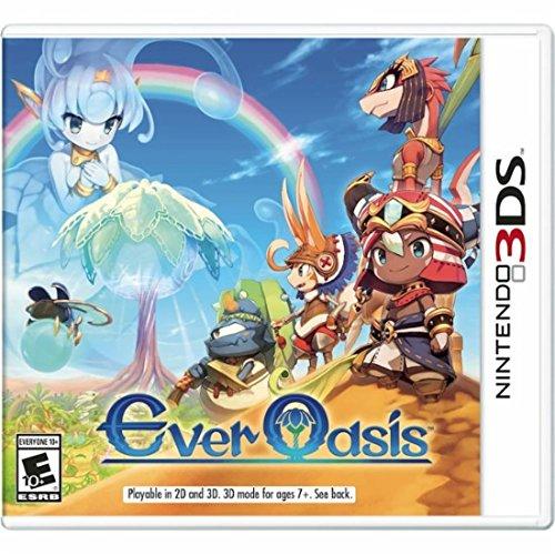 Ever Oasis Nintendo 3DS エバーオアシ...