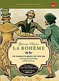 La Boheme (Book and CD's): The Complete Opera on Two CDs featuring Nicolai Gedda and Mirella Freni (Black Dog Opera Library) 画像
