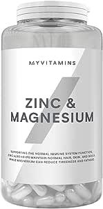 マイプロテイン 亜鉛&マグネシウム 90カプセル