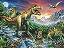 Ingooood-ジグソーパズル - 2018新着 - 絵画シリーズ - ジュラ紀恐竜 - 親子ゲームのための100個のゲーム減圧レジャーエンターテインメント