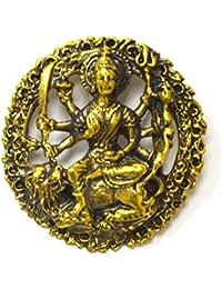 Durga Umadevi Parvati Kali Amulet Hindu Goddess Deityペンダント