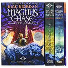 Magnus Chase and the Gods of Asgard Set