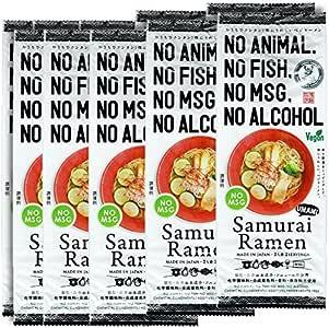 Samurai Ramen UMAMI(サムライラーメン旨味)1袋(2人前)×10袋