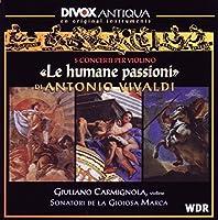 ヴィヴァルディ:「人間的情熱」 ヴァイオリンのための5つの協奏曲
