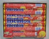 mentos メントス レモンコーラ lemon cola   (1箱は1本37.5g×12本入り)