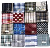 ニューバランス 1500 メンズ ビジネス ハンカチ 日本製 5枚 セット 紳士 柄 フォーマル ファッション ハンカチ 綿100%