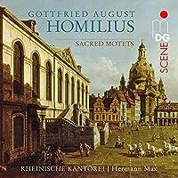 Homilius by HERMANN RHEINISCHE KANTOREI / MAX