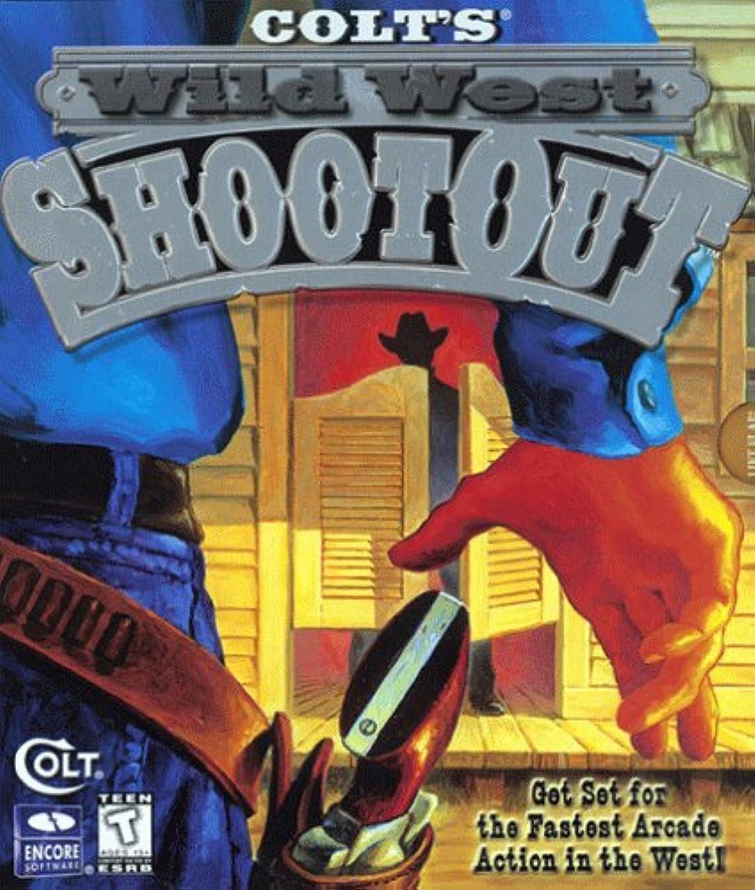 コンピューター金属カポックWild West Shoot Out (輸入版)
