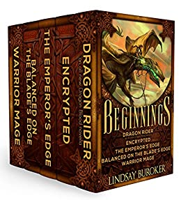 Beginnings: five heroic fantasy adventure novels by [Buroker, Lindsay]