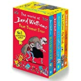 The World of David Walliams 'Best Boxset Ever' 5 Book Set