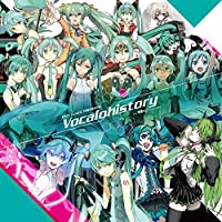 【Amazon.co.jp限定】EXIT TUNES PRESENTS Vocalohistory feat.初音ミク[3939セット限定生産盤](B...