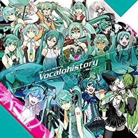 【Amazon限定】EXIT TUNES PRESENTS Vocalohistory feat.初音ミク[3939セット限定生産盤]