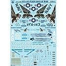 1/32 F/A-18E スーパーホーネット VFA-143 「ピューキン・ドッグス」