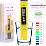 Pafer Measuring Instrument, KIPTOP PH Meter, PH Meter Digital Tester, Swimming Pool Water Quality Tester, LCD Display, High A