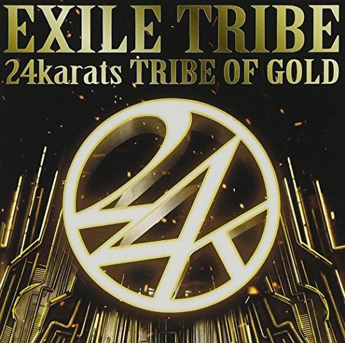 24karats TRIBE OF GOLD (SINGLE+DVD)の詳細を見る
