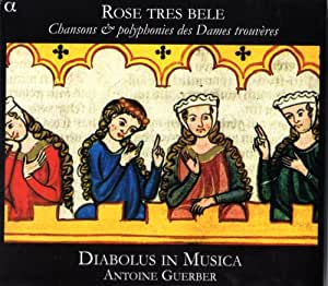 Rose Tres Bele-chansons