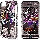 ライセンスエージェント デザジャケット 魔壊神トリリオン iPhone 5/5s/SEケース&保護シート デザイン01 ファウスト DJGA-IPM3-m01
