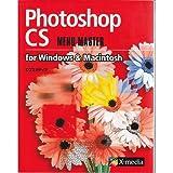 Photoshop CS for Windows & Macintosh MENU MASTER / エクスメディア のシリーズ情報を見る