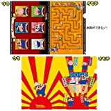 【グッズ-劇場限定】 映画クレヨンしんちゃん バカうまっ!B級グルメサバイバル!! クリアファイルセット
