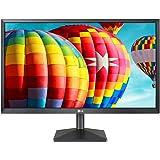 LG 24MK430H-B 24 Inch FHD IPS Monitor, 5ms (GTG), HDMI, D-Sub, Radeon FreeSync, Split Screen, Black