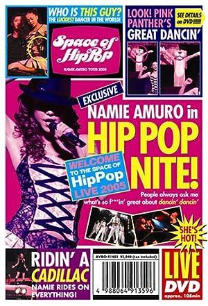 Space of Hip-Pop -namie amuro tour 2005- [DVD]