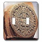 3drose LSP _ 86737?_ 2?Mexico City、Sun Stone Calledアステカカレンダーsa13?mgl0000?Mivaストックダブル切り替えスイッチ