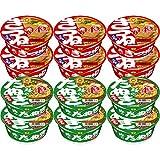 マルちゃん 赤緑2種セット