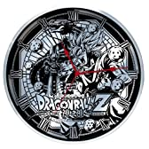 森本産業 DRAGONBALL Z 【神と神】 壁掛け時計 フルメタルウォールクロック アナログ表示 オクタゴン RM-3015